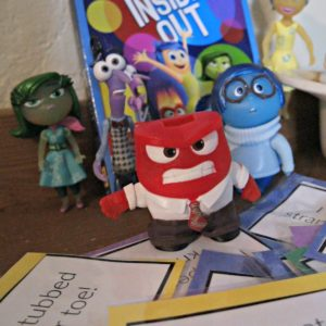 Inside Out Toys and movie #InsideOutEmotions