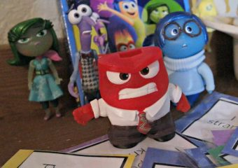 Inside Out Family Night, plus an Inside Out Game!