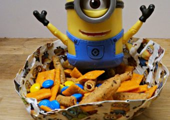 Get Ready For The Minions Movie With These Snacks!
