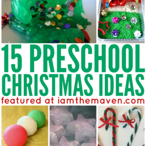Try These Fun Christmas Preschool Ideas!
