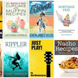 Free Kindle Books 12/10