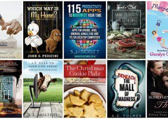 Free Kindle Books 12/12