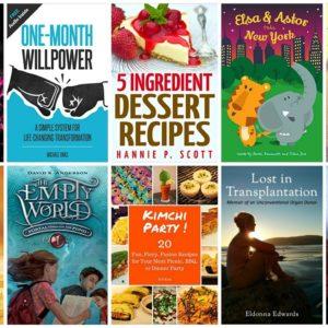 Free Kindle Books 12/16/15