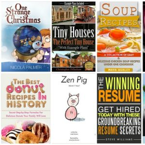 Free Kindle Books 12/21/15