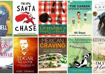 Free Kindle Books 12/7