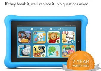 Holiday Gift Guide Spotlight: Fire HD Kids Edition