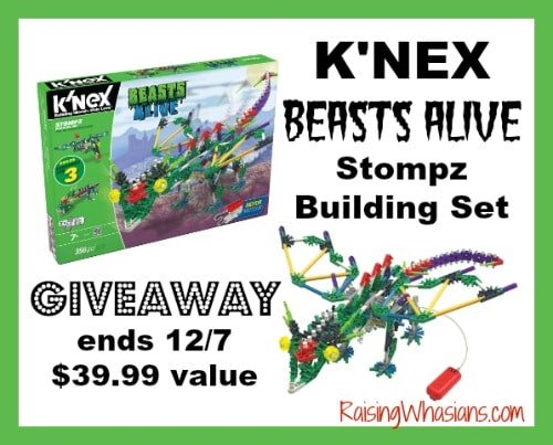 KNEX-beasts-alive-stompz-giveaway