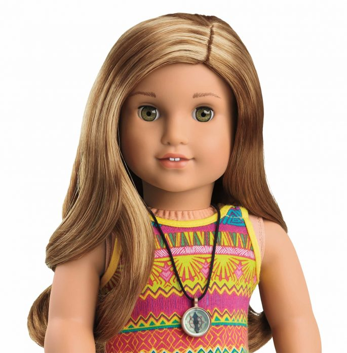 Meet Lea, American Girl's 2016 Girl of the Year!