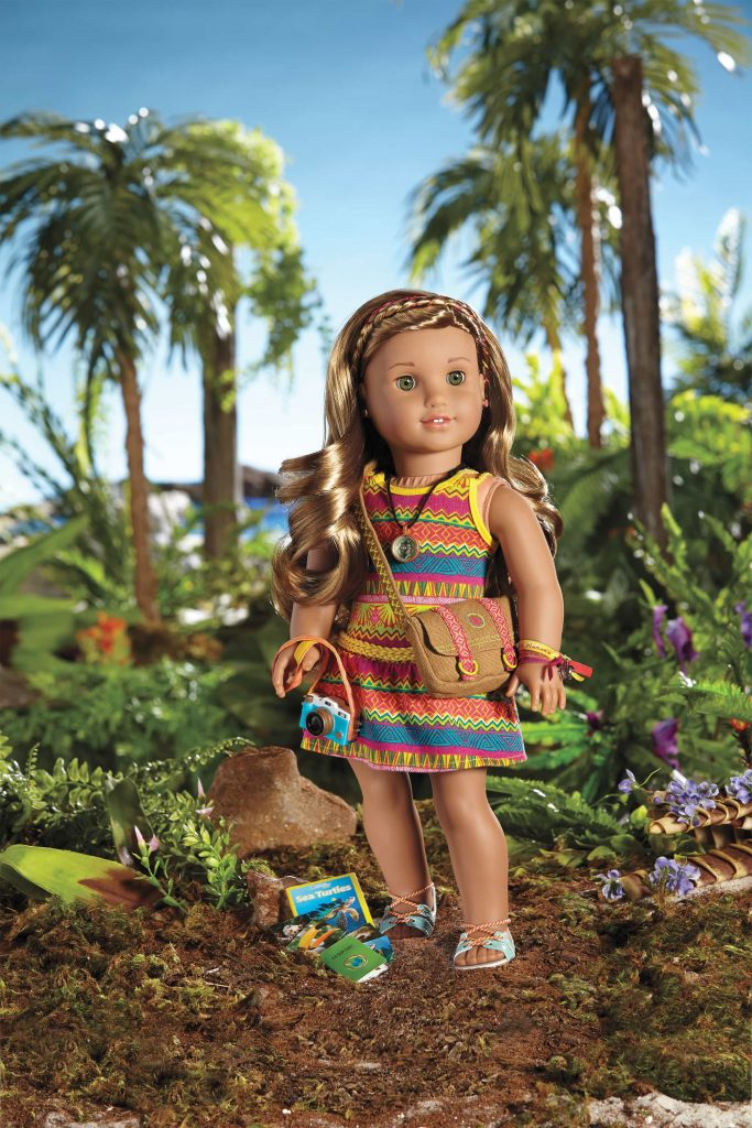 Meet Lea, American Girl's 2016 Girl of the Year!