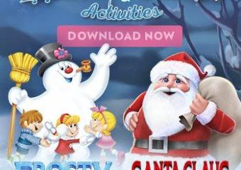 Original Christmas Classics Anniversary Collection – Fun Activities!