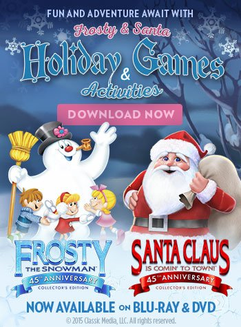 Xmas_FrostySanta_HolidayGames