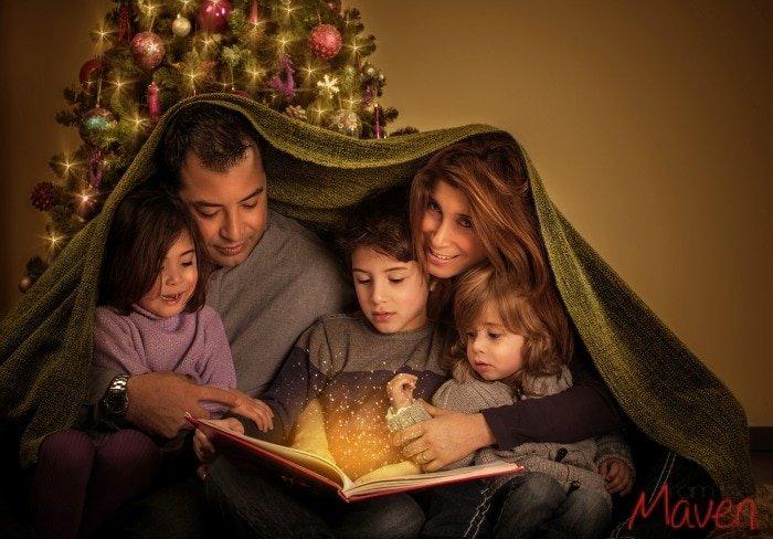 Sharing holiday moments #HowWeFamily #IC AD