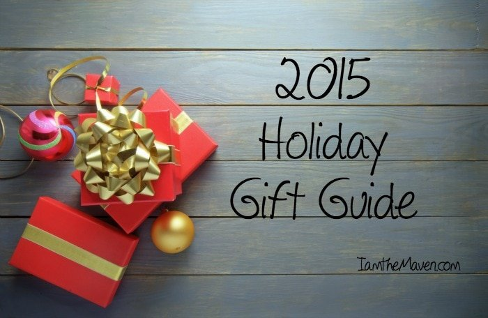 I am the Maven®  - Holiday Gift Guide 2015