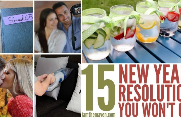 New Year's Resolutions You won't quit
