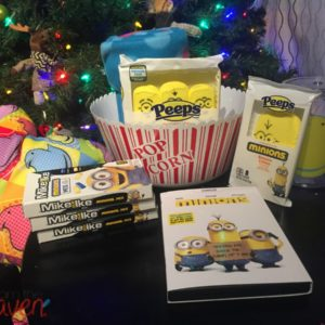 You'll love this Minions inspired PEEPS® Prize Pack #PeepsHoliday