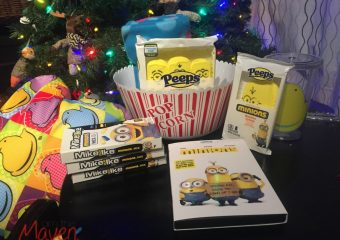 Win this awesome Minions inspired Peeps® Prize Pack!