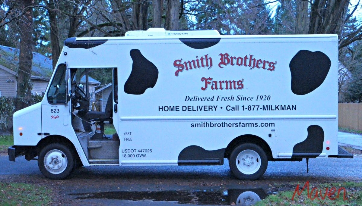 Smith Brothers Farms Truck
