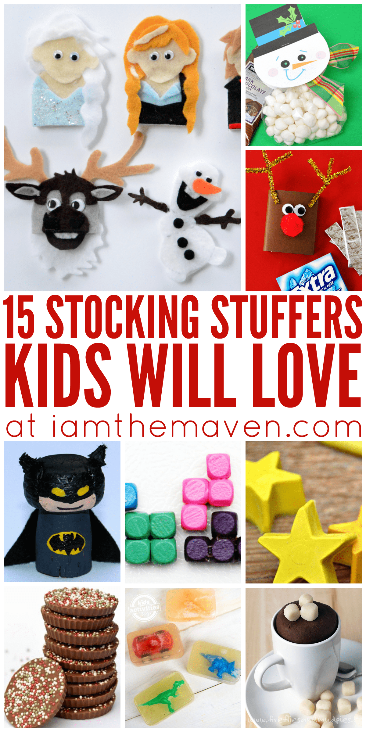 Stocking Stuffer Ideas Kids will Love