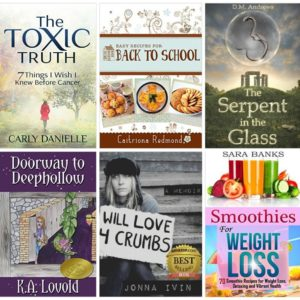 Free Kindle Books 1/4/16