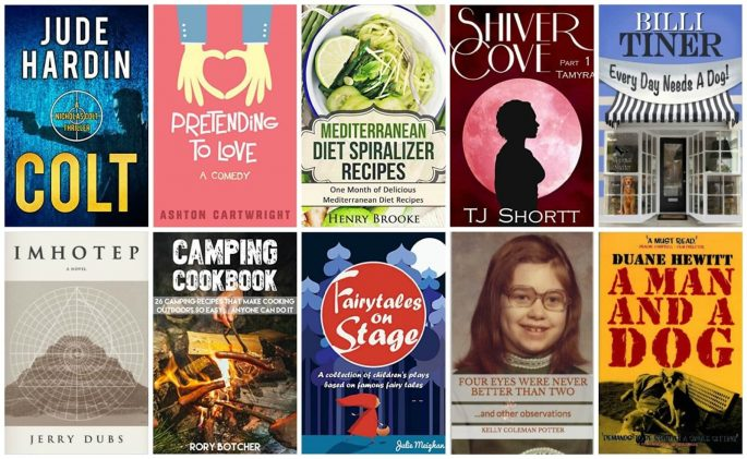 10 Free Kindle Books 1-6-16