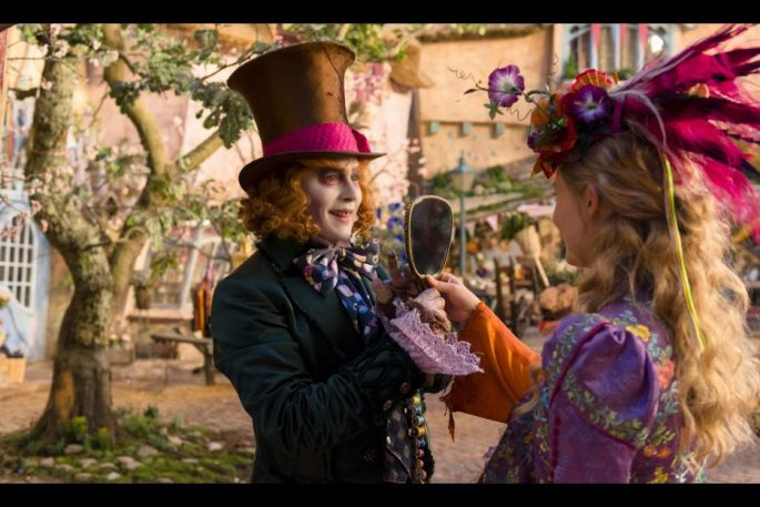 May 27, 2015 – Alice Through the Looking Glass