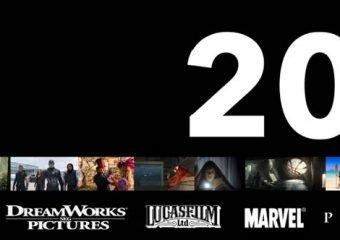 2016 Walt Disney Studios Motion Pictures Slate!!!