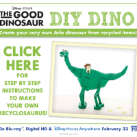 Good Dino Recyclo button (1)