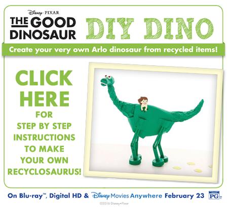Good Dino Recyclo button (1)