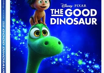 I'm so excited for The Good Dinosaur!