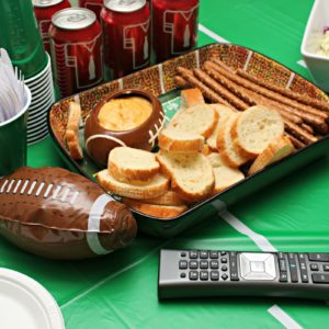 Getting ready for the big game with X1 from Xfinity plus a beer cheese dip recipe!