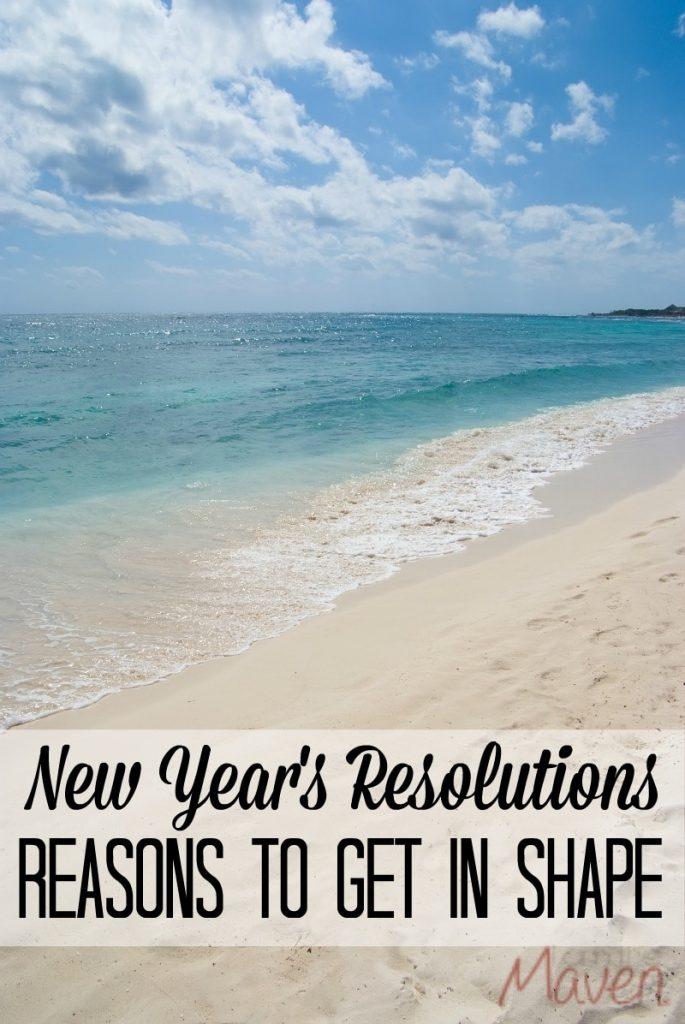 New Year's Resolutions: Reasons to Get In Shape
