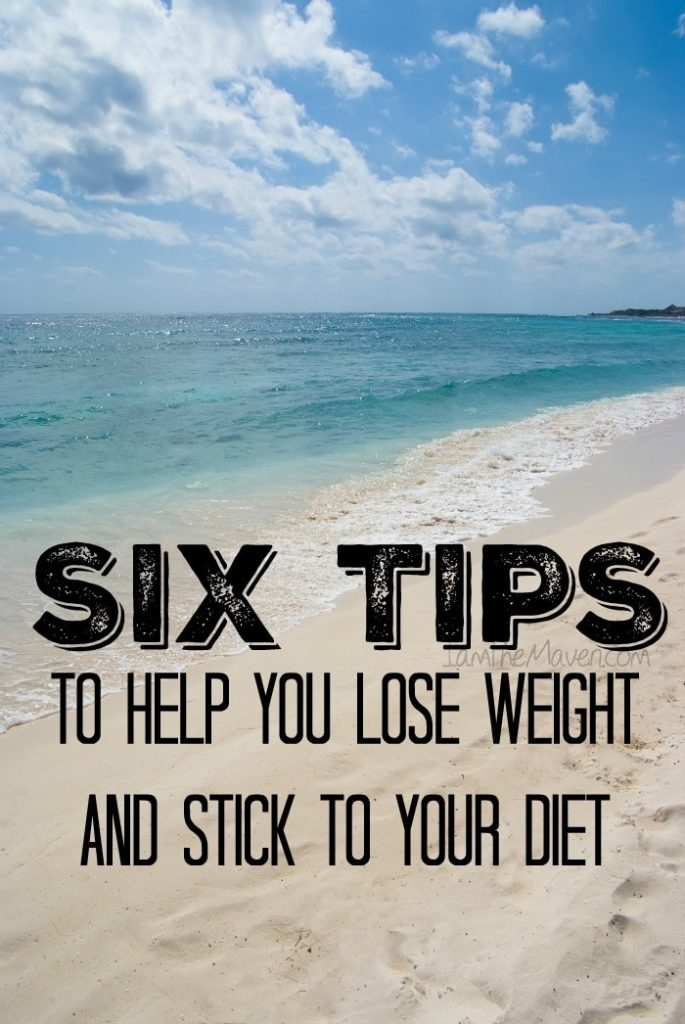 6 Motivational Tips to Help You Lose Weight and Stick to Your Diet