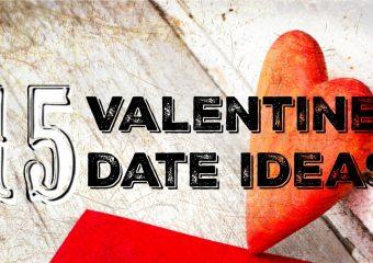 15 At Home Valentine Date Ideas