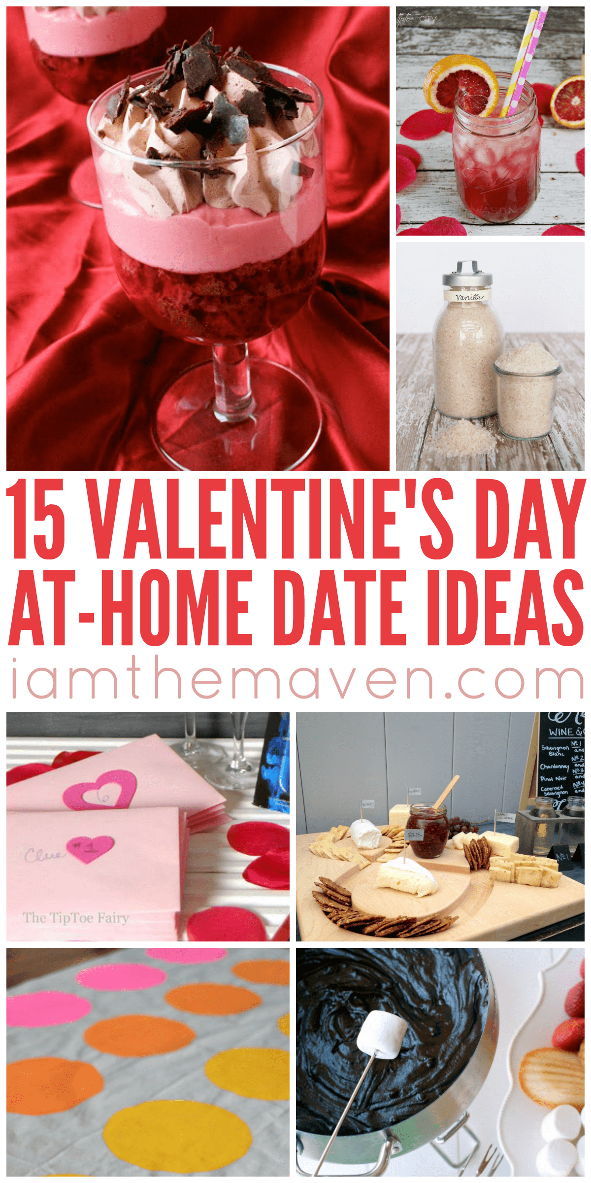 No need to spend a ton of money going out for the weekend. Here are 15 easy Valentine Date Ideas for couples.