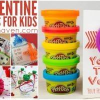 Valentine Ideas for Kids