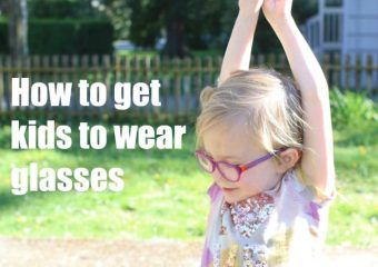 How to Get Kids to Wear Glasses