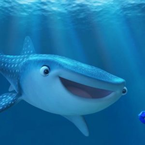 I'm headed to Monterey for the Finding Dory Event Press Day!