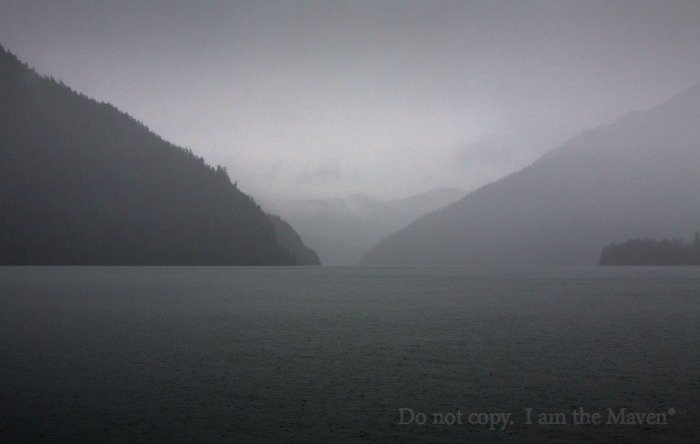 Lake Crescent, another one of our favorite day road trips.