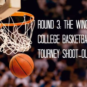 Round 3: BBQ Crockpot Wings : College Basketball Tourney Shoot-Out