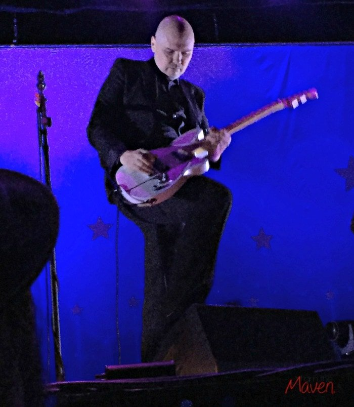 Billy Corgan, Smashing Pumpkins, March 2016, Seattle
