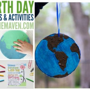 Earth Day Ideas: Crafts and Activities for Kids