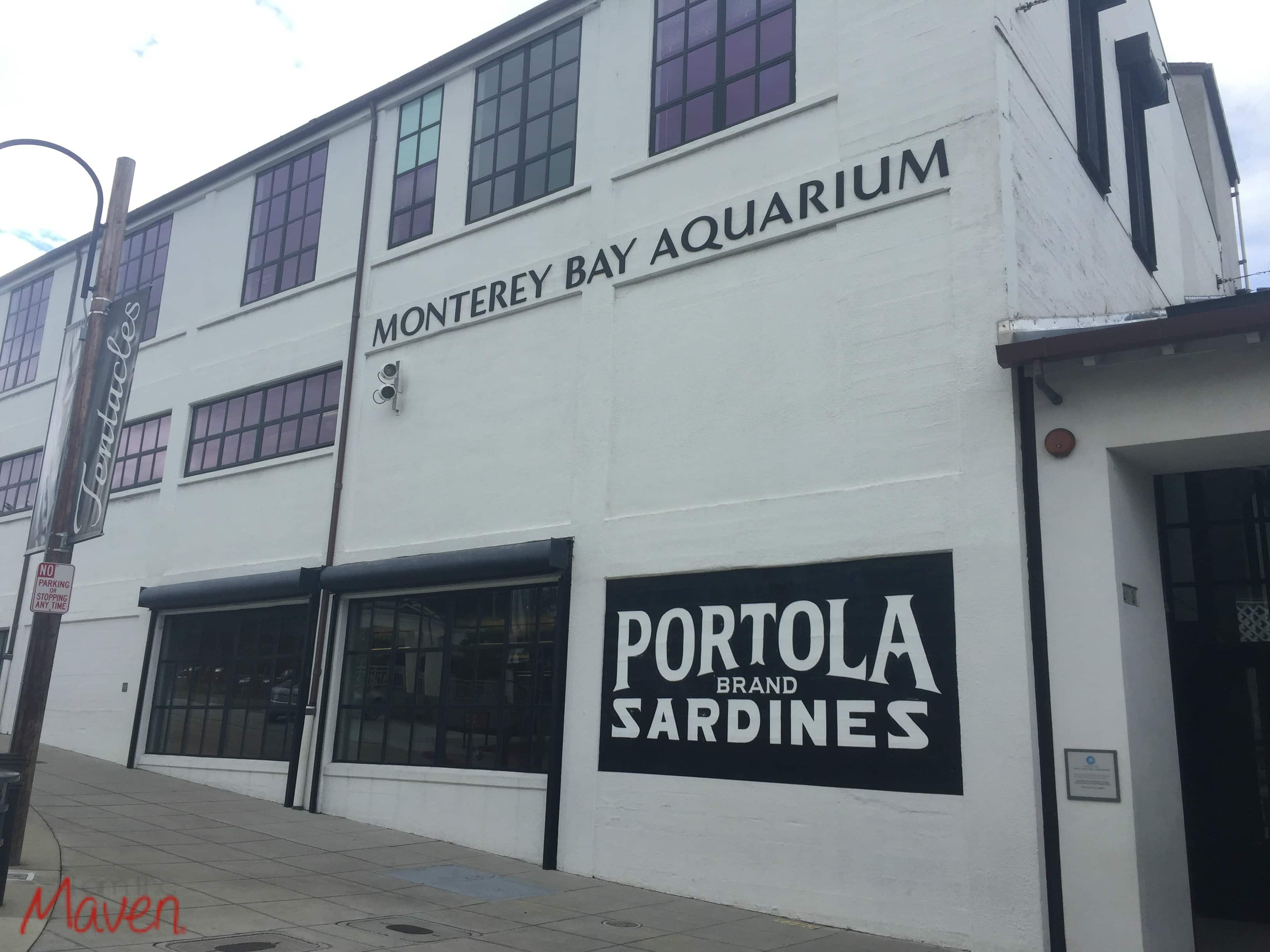 The Monterey Bay Aquarium