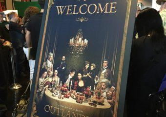 XFINITY VIP Outlander Screening Experience