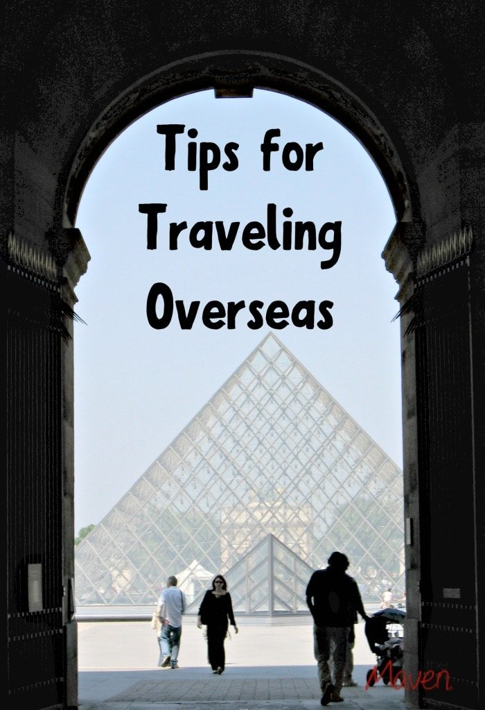 Planning travel? Don't miss these important tips for traveling overseas.