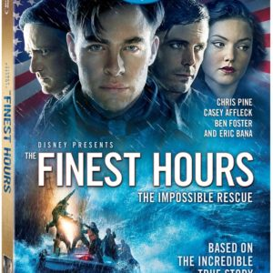 The Finest Hours: Blu-Ray Release 5/24/16