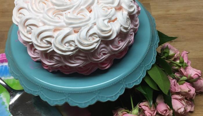 Baskin-Robbins Ice Cream Cake