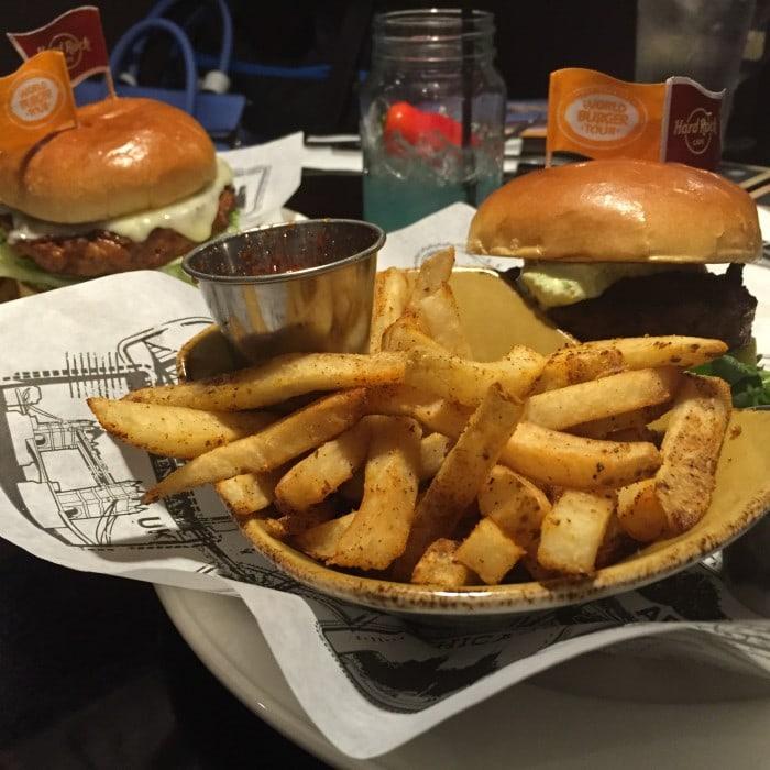 World Burger Tour