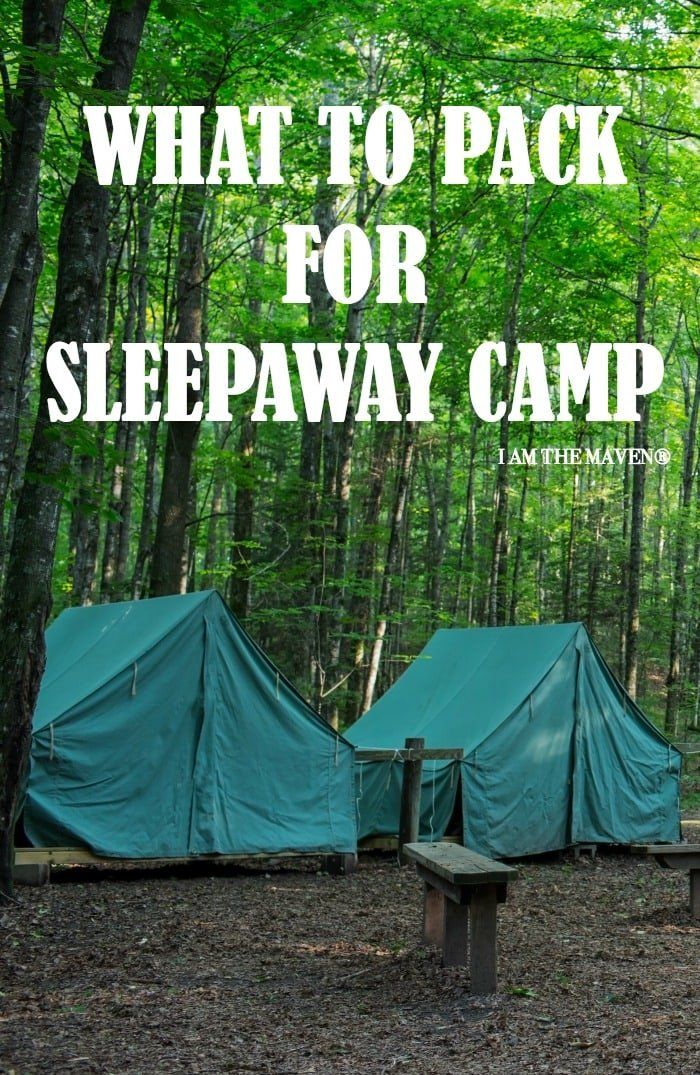 Wondering what to pack for sleepaway camp? I hope you find this list useful!