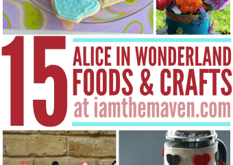 Don't miss these fun Alice in Wonderland Activities!