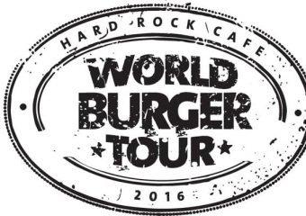 Birthday Dinner: Hard Rock Cafe World Burger Tour